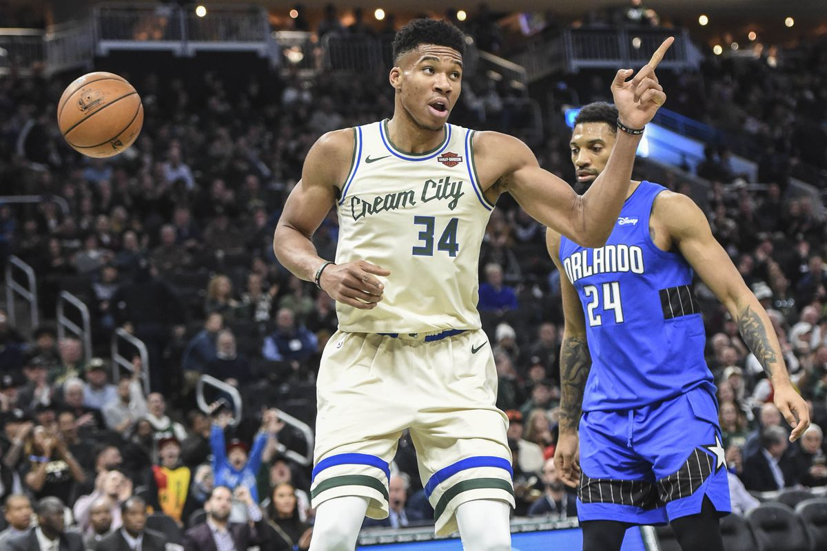 Milwaukee vs. Orlando: Bucks Hold Off Magic, 110-101 - Brew Hoop