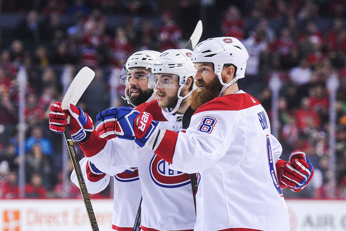 69cfa6fddc0 Canadiens vs. Flames 5 Takeaways  So far so good on year-ending trip ...