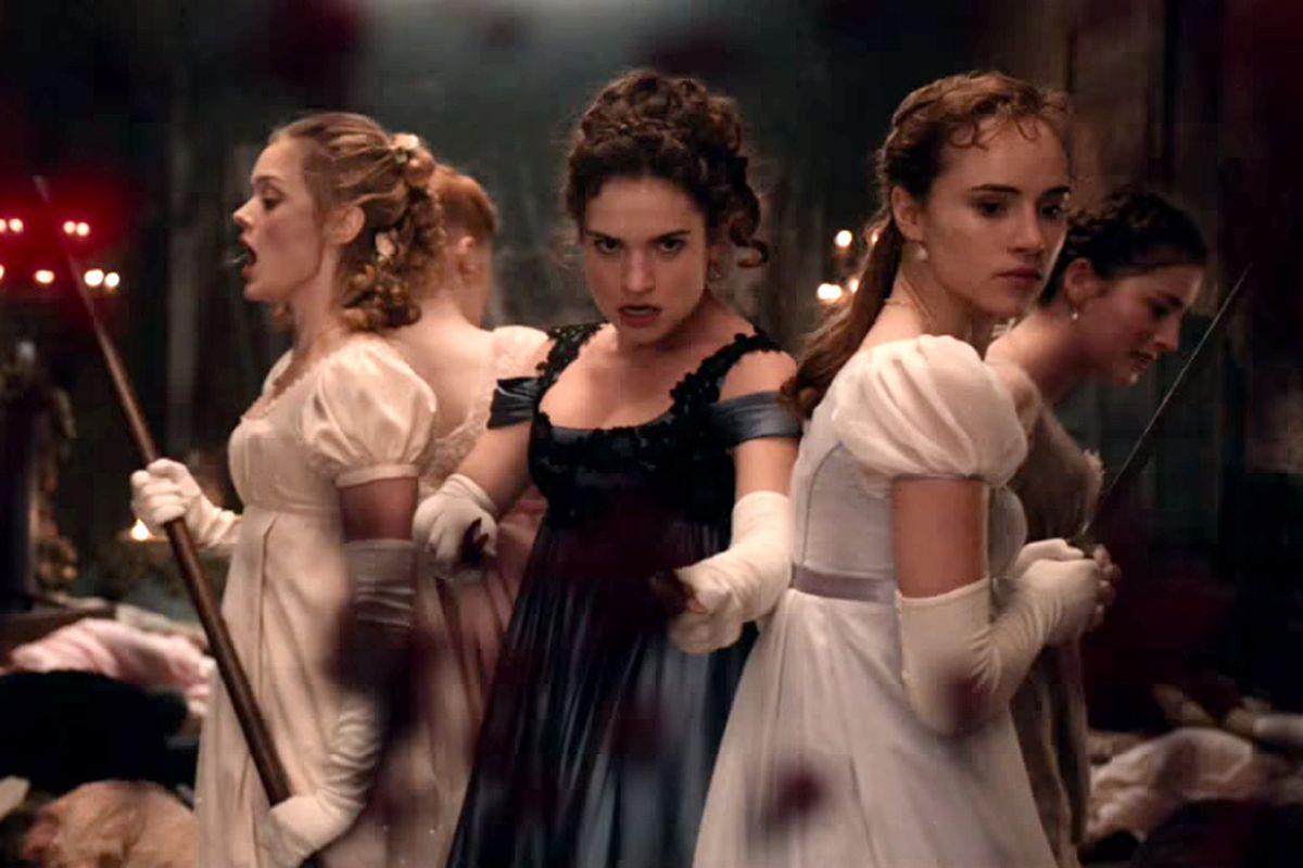 pride prejudice zombies seven year old fads the verge