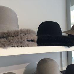 Hat, $155
