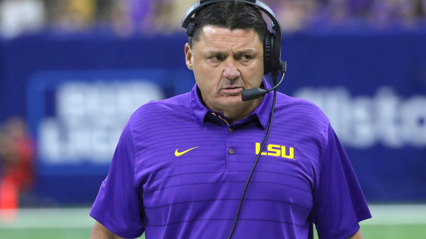 We Regret to Inform You: LSU Is Cheating Again