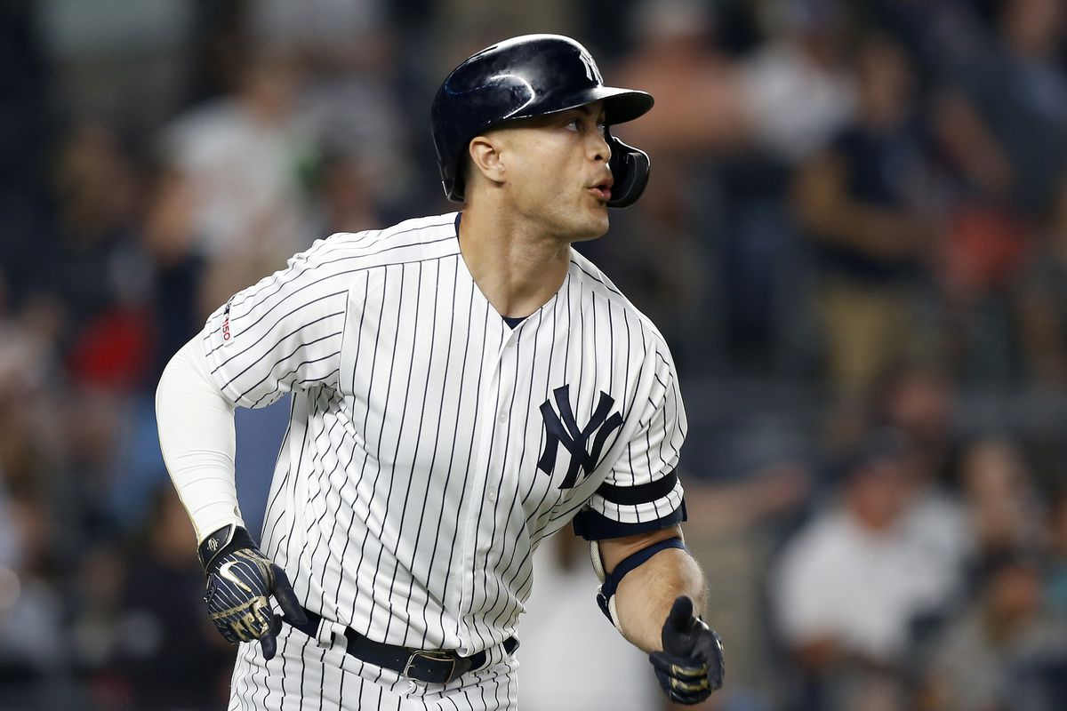 buy popular ff2af aa1a3 The Yankees' best and worst of Players' Weekend nicknames ...