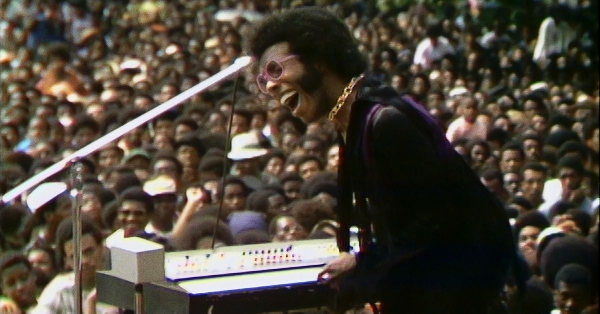 'Summer of Soul' is a treasure trove of iconic performances in a festival that history forgot