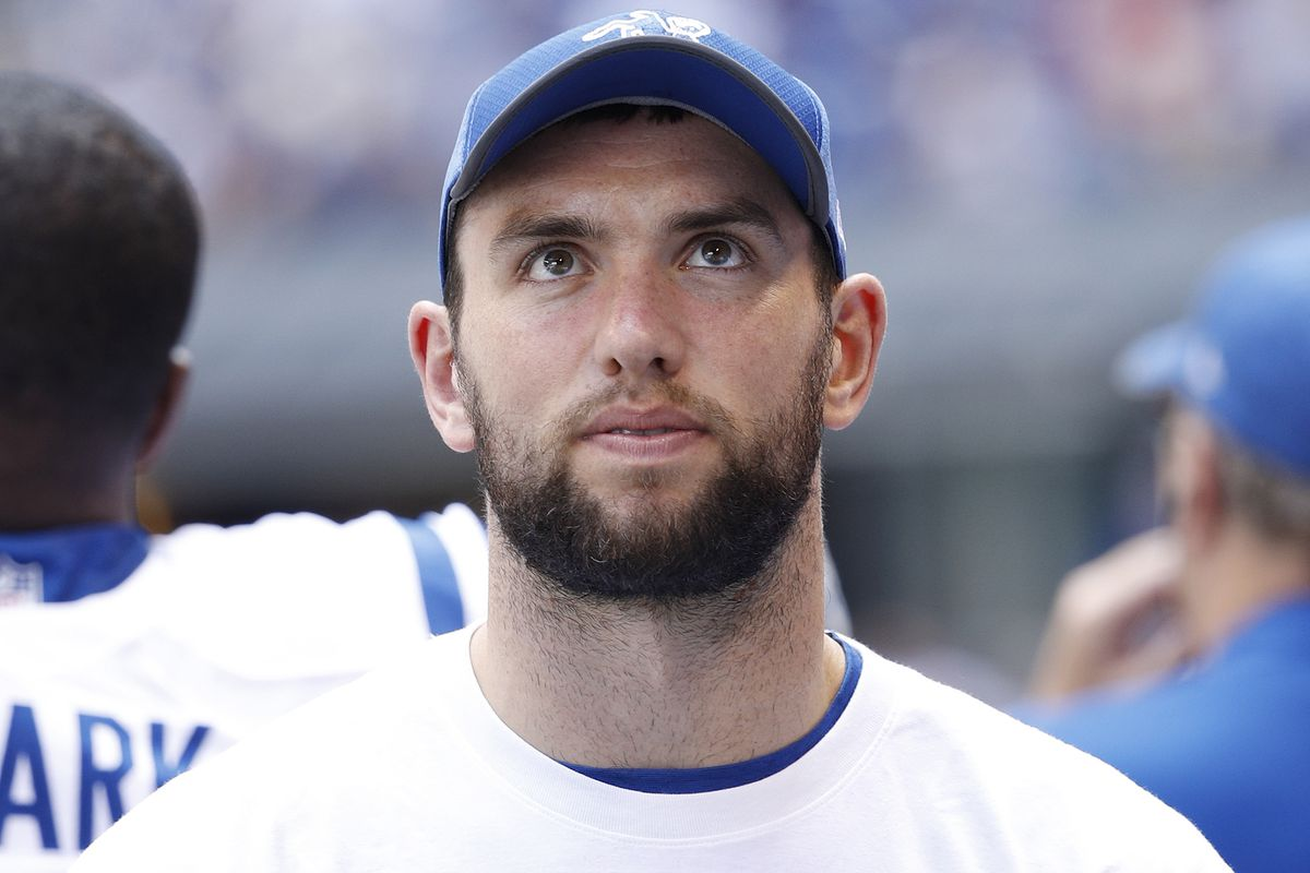 Can the Colts survive Andrew Luck sitting until October