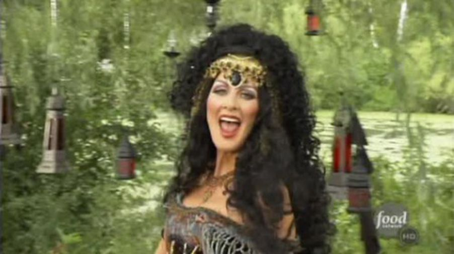 Sandra Lee Halloween Costumes