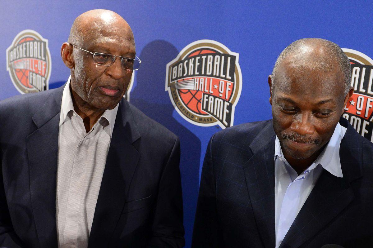 Former Washington Bullet Spencer Haywood elected to Basketball