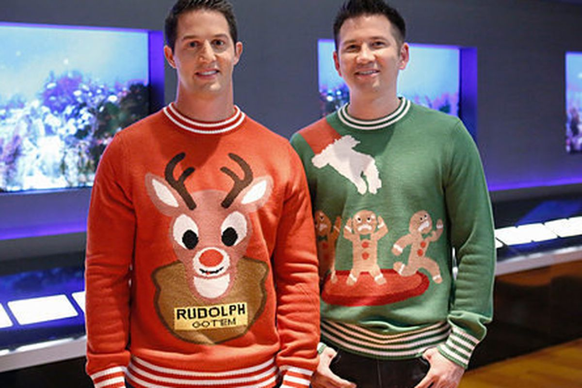 The Ugly Christmas Sweater Company Making Bank Off Your Dumb Party