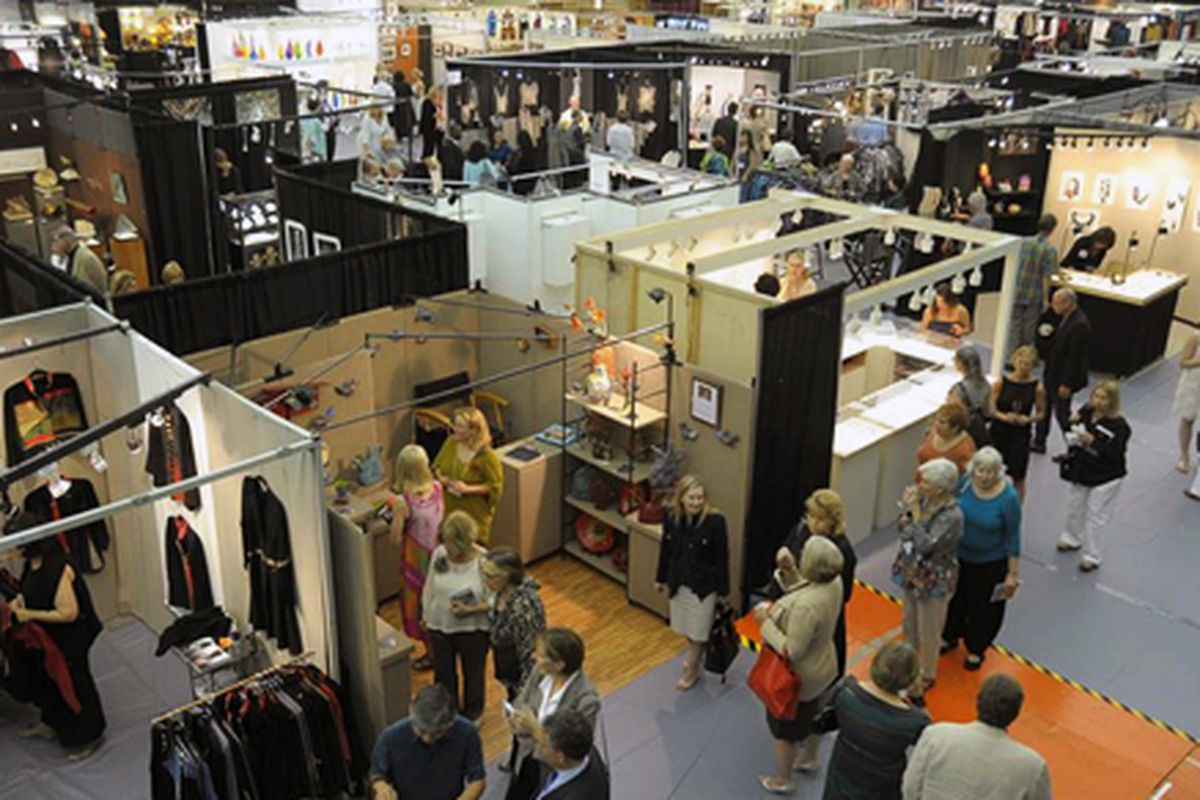 """Image via <a href=""""https://www.facebook.com/pages/The-American-Craft-Exposition/62290415869"""">ACE</a>/Facebook"""