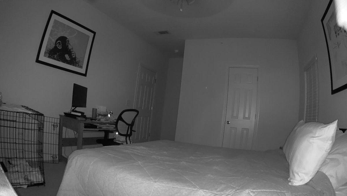 arlo q nighttime snapshot