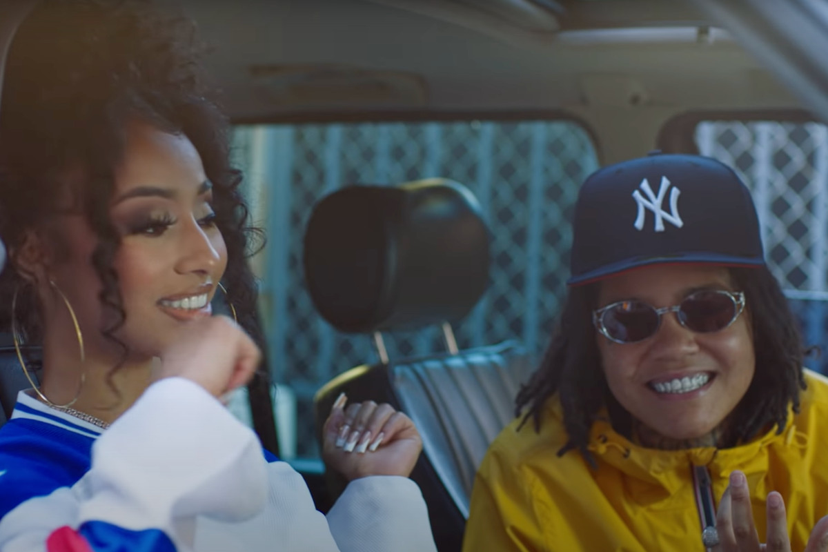 Rubi Rose and Young M.A