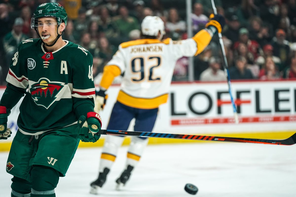 The Wild Just Had Their Worst Season Ever On Home Ice Hockey