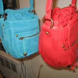 Miss Lonelyhearts bags