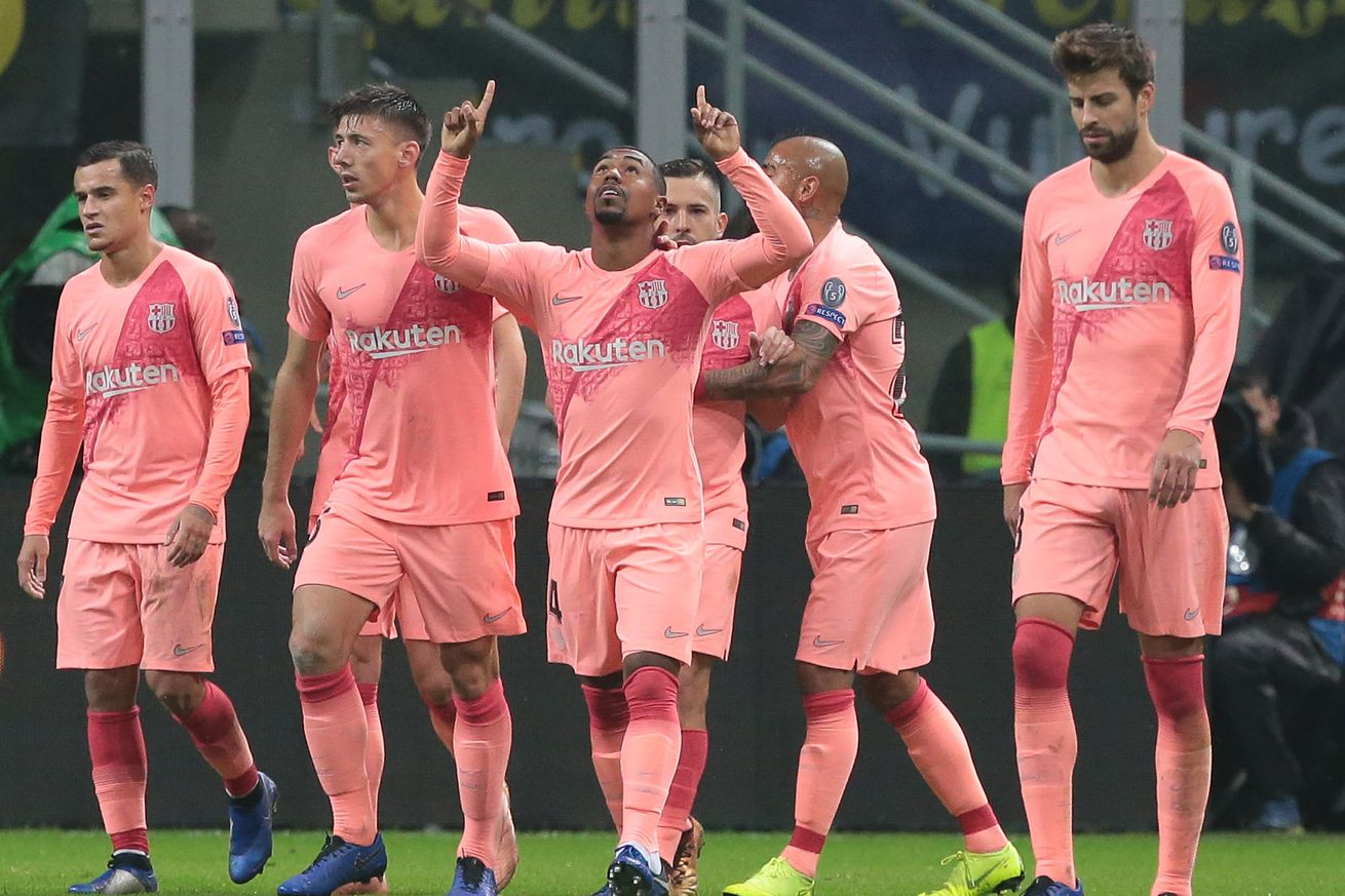Inter Milan 1-1 Barcelona, Champions League: Match Review