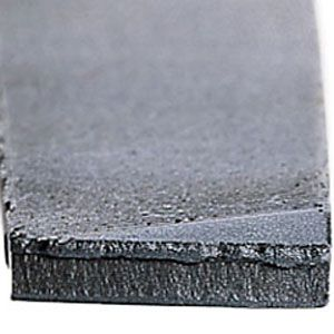 <p><strong>FLAT, MILL, AND HAND</strong><br>For flat surfaces, straight edges. Traditionally, a flat file tapers in width and thickness from the middle of the belly, a mill file tapers in width and thickness throughout, and a hand file tapers only in thickness — the point is square (called a blunt).</p>