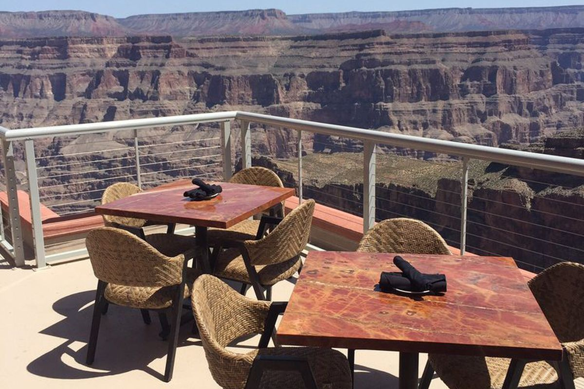 Five Restaurants To Try On A Road Trip To The Grand Canyon Eater Vegas