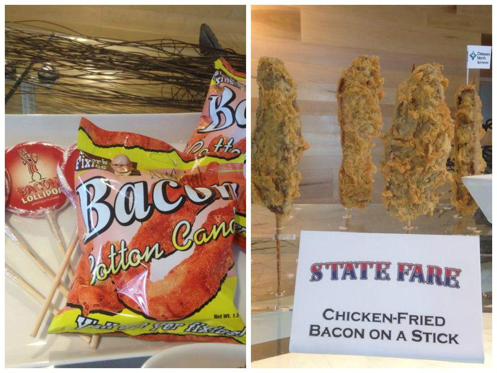 Texas Rangers Foods