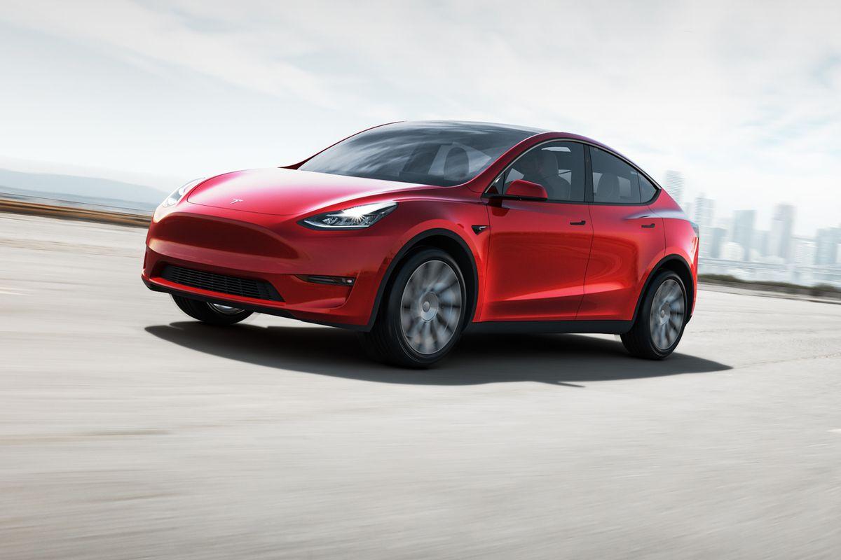 Tesla Model Y Recode