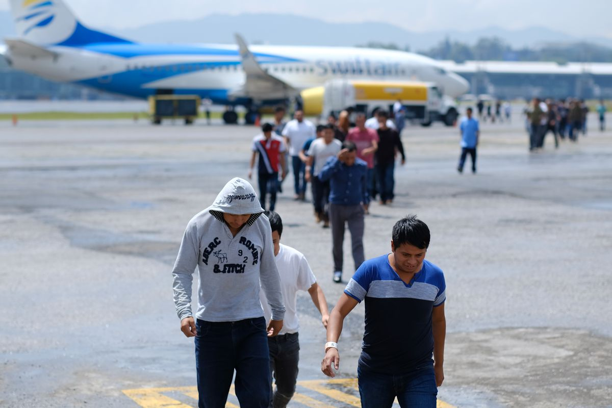 Guatemala limits deportations from the U.S. as coronavirus cases surge in both countries