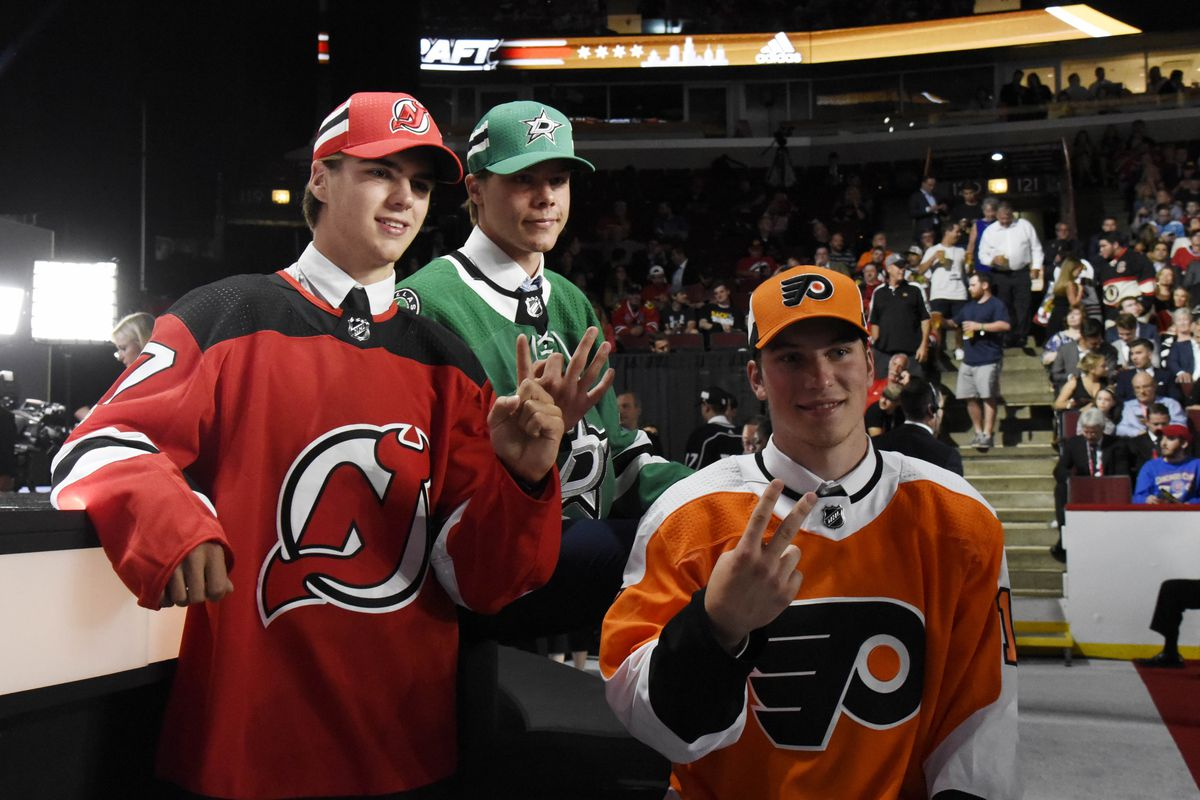 139be60b4d9 NHL draft grades 2017: Devils stay safe, Stars get bold and most get ...