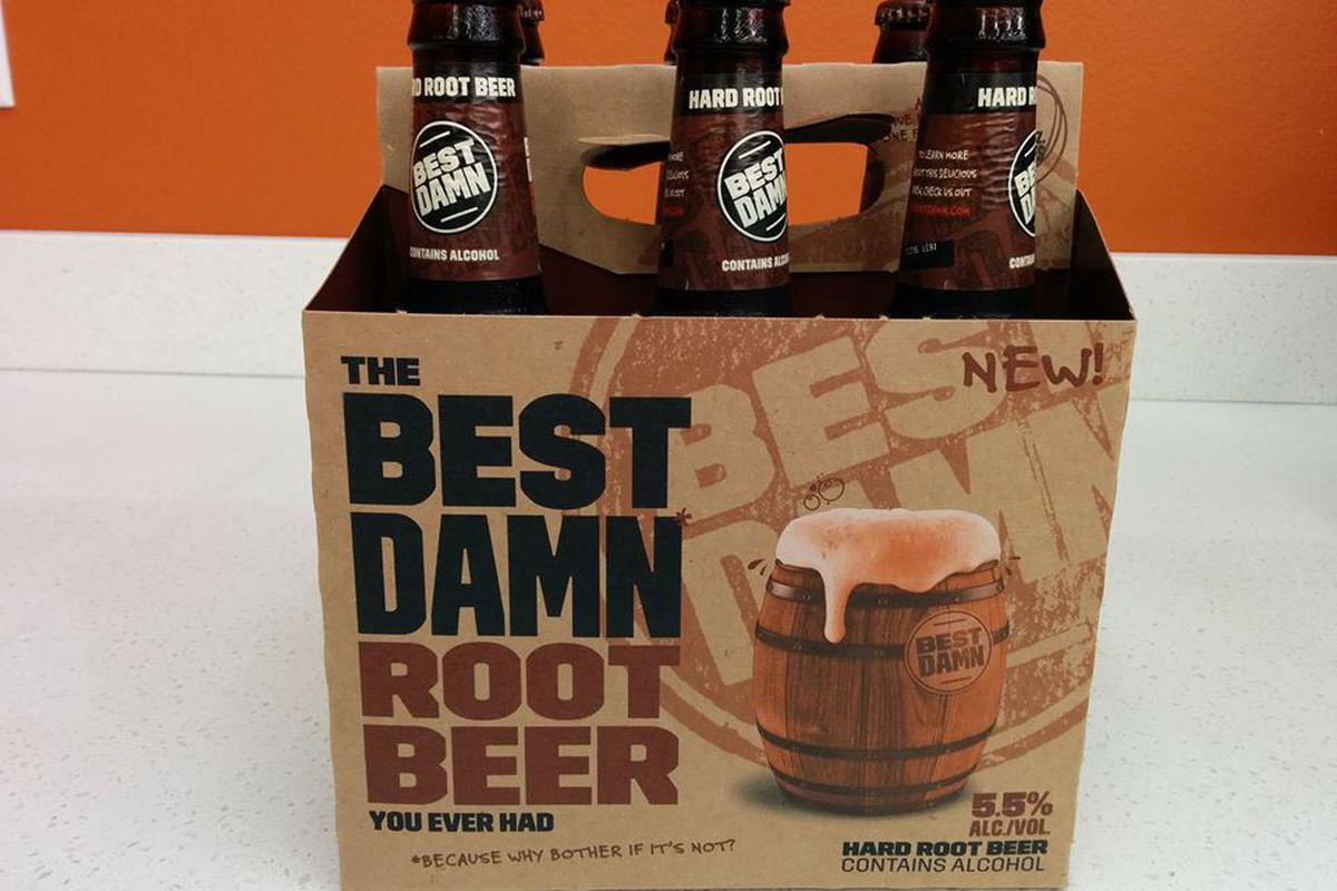 Anheuser Busch Gets Into The Boozy Root Beer Game Eater