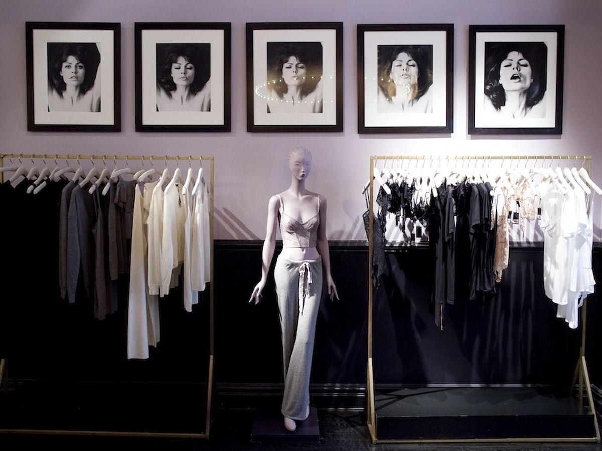 New York City's Best Lingerie Stores