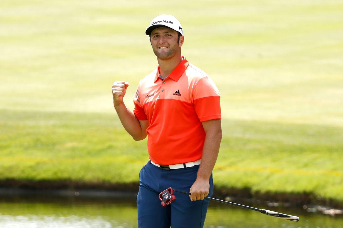 World Golf Championships-Bridgestone Invitational - Round One
