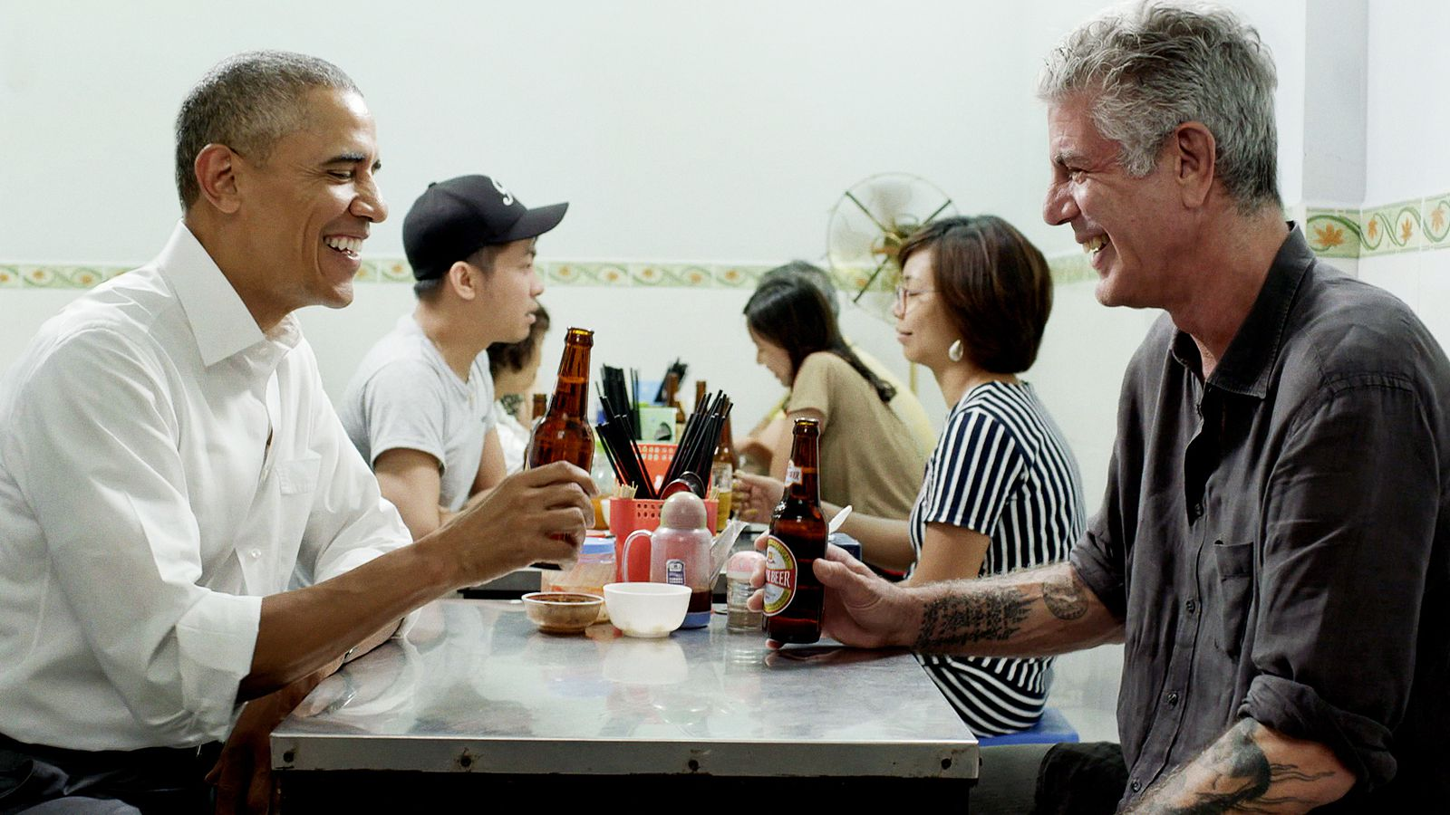 Recapping Anthony Bourdain 'Parts Unknown' in Hanoi