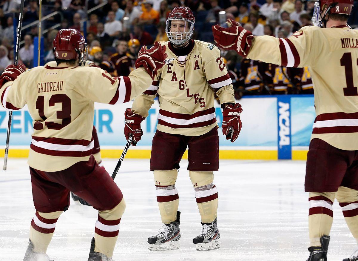 2012 NCAA Division I Men's Hockey Championships - Semifinals