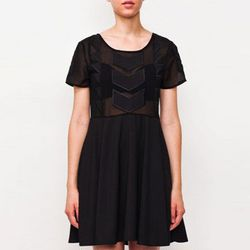 "<b>Mink Pink</b> Zepher Dress, <a href=""http://www.articleand.com/mink-pink-zepher-dress.html"">$88</a> at Article&"