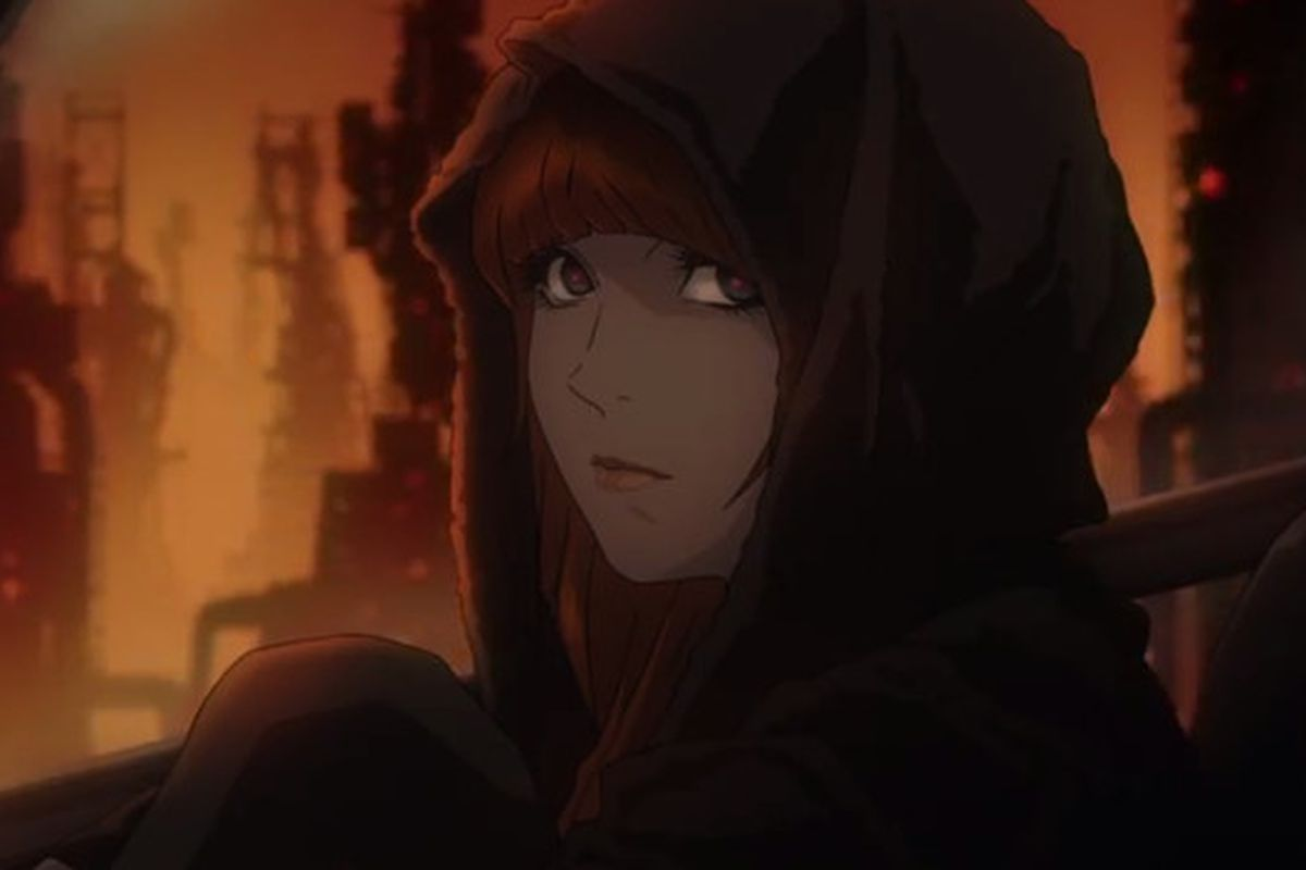 A Blade Runner Anime Series Is Being Produced By Adult Swim And
