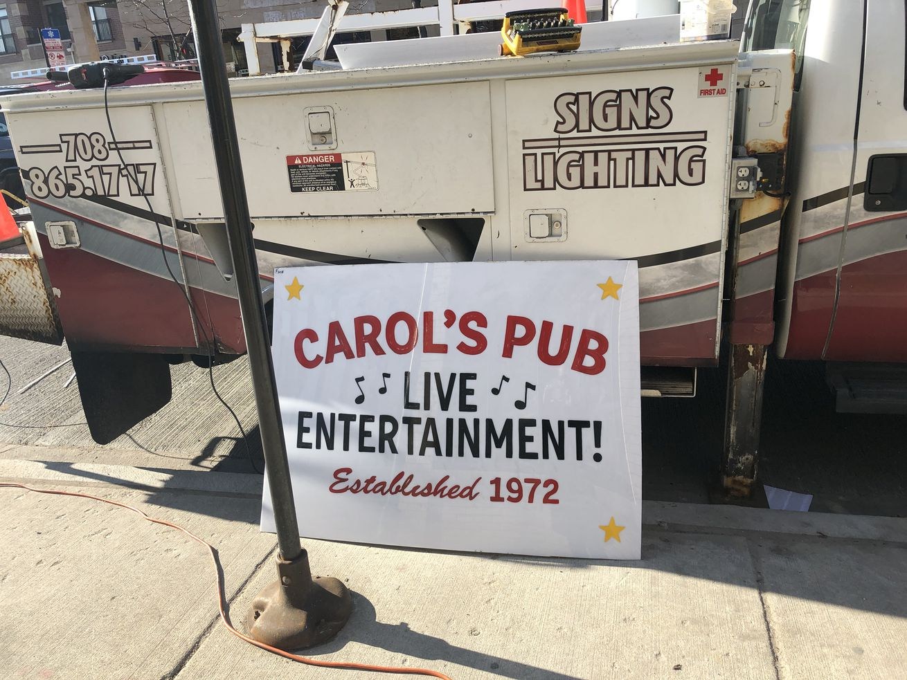 Carol's is on the comeback trail.