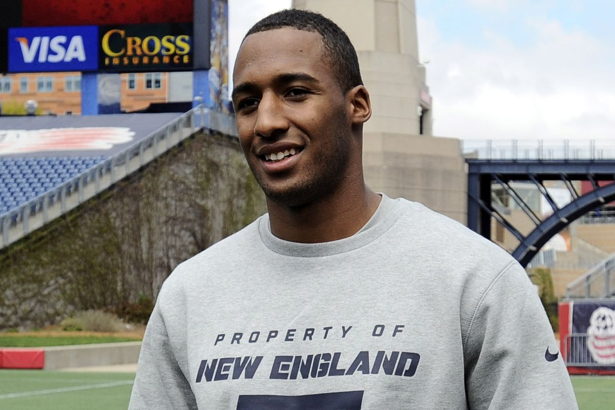 Logan Ryan is looking to earn a higher spot on the depth chart