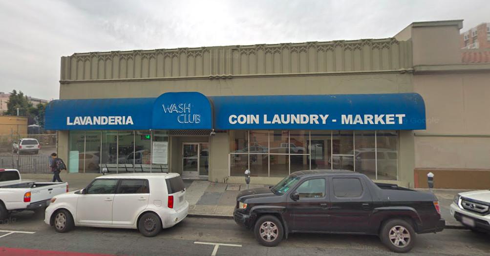 San Francisco Mission District S Historic Laundromat
