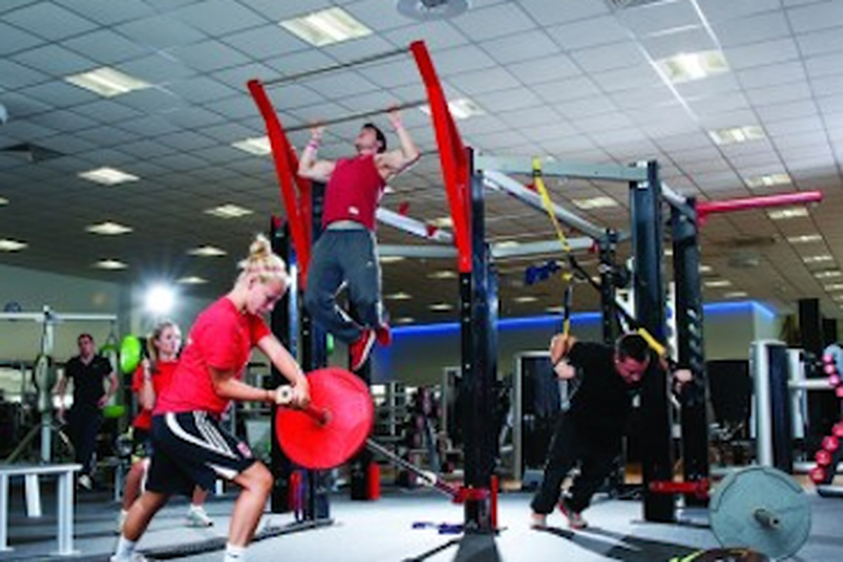 """Photo: <a href=""""http://www.escapefitness.com/blog/4229/escape-fitness-octagon-is-it-time-to-change-the-way-you-train/"""">Escape Fitness</a>"""