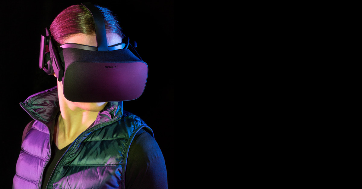Oculus' next-gen Rift headset could be called the Rift S and feature onboard cameras
