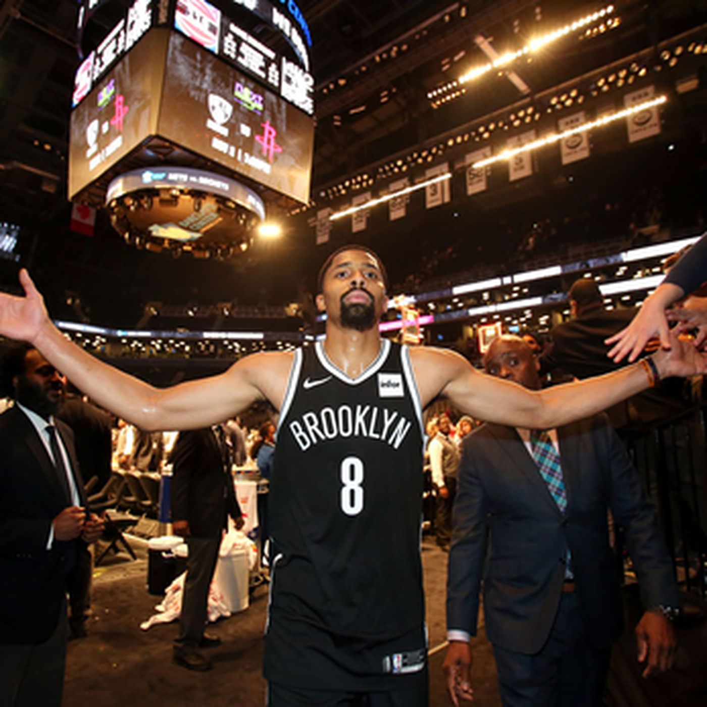 huge selection of 9ba01 00f02 How Nets' Spencer Dinwiddie kept a promise ... five years ...