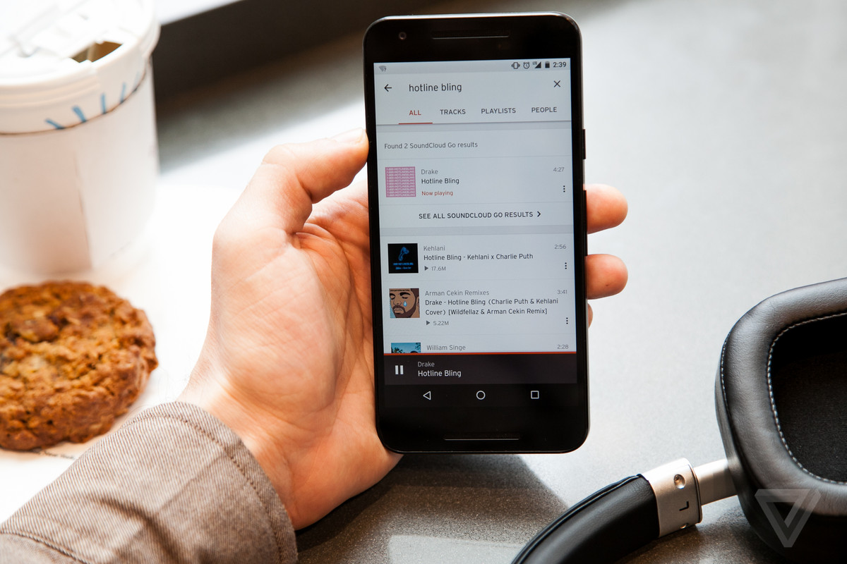 Soundcloud music streaming site cuts jobs with profits still out of reach
