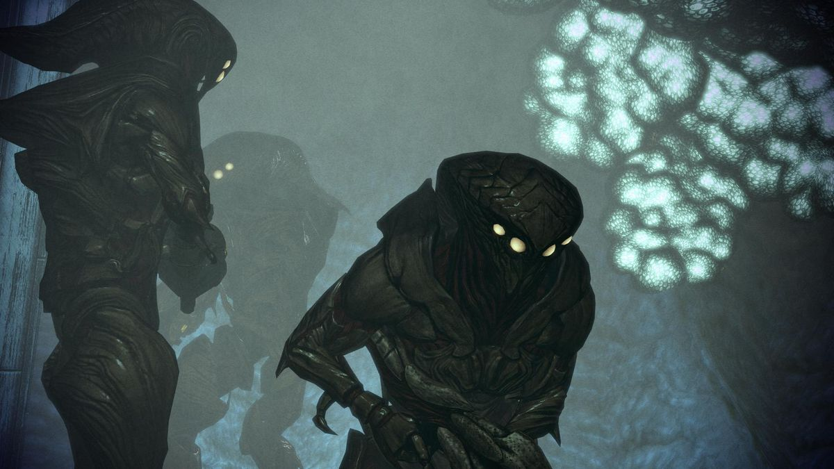 Mass Effect's most bangable aliens, ranked - Polygon