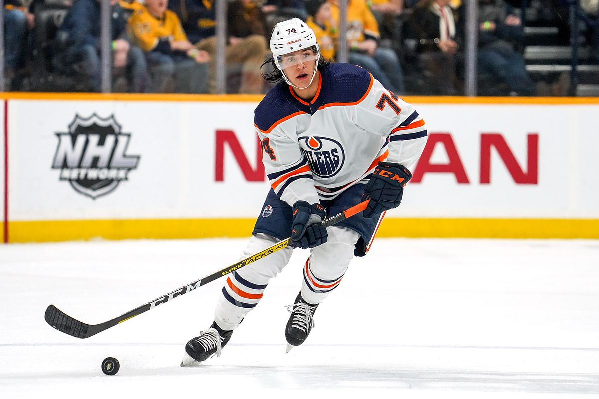 Edmonton Oilers v Nashville Predators