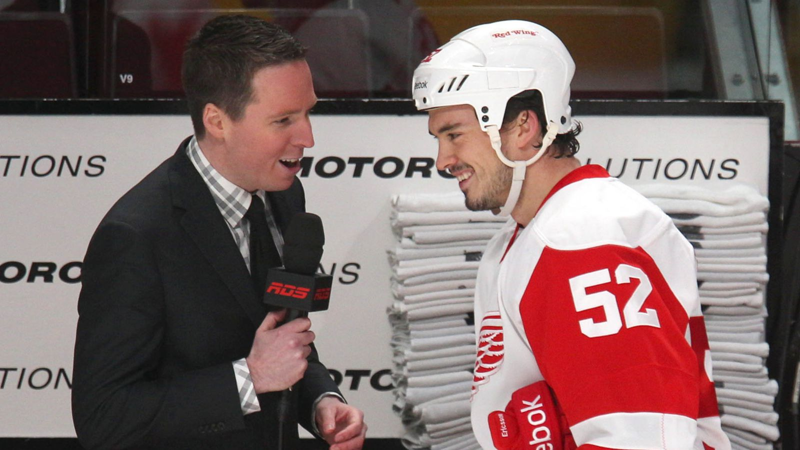 Red Wings & the Media