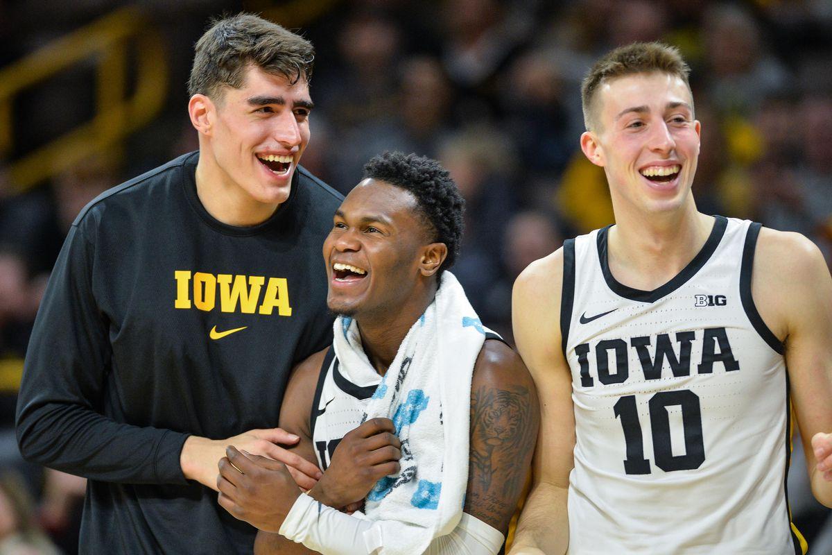 NCAA Basketball: Kennesaw State at Iowa