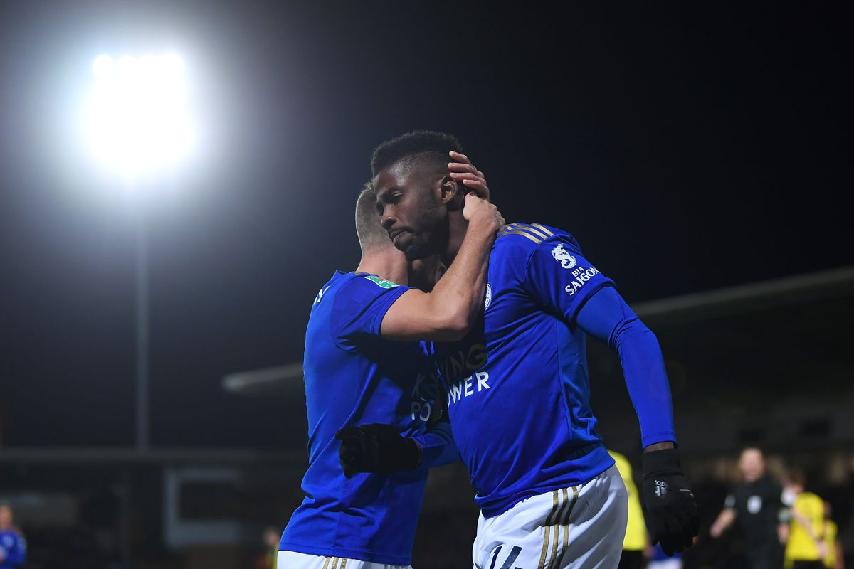 Burton Albion v Leicester City - Carabao Cup Round of 16