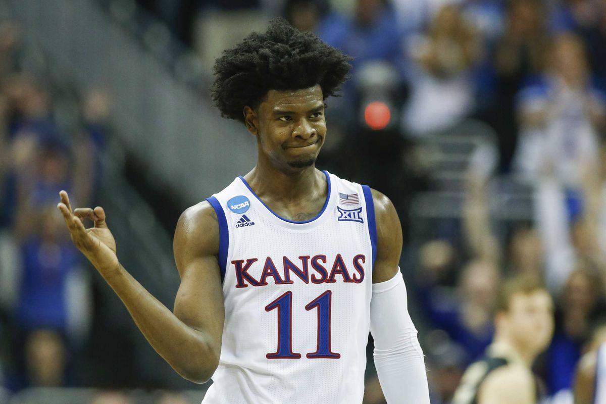 NCAA Basketball: NCAA Tournament-Midwest Regional-Purdue vs Kansas