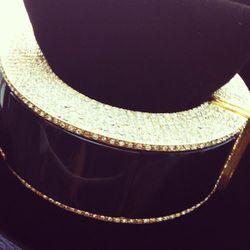 Sixties Glam Collection cuff, $595