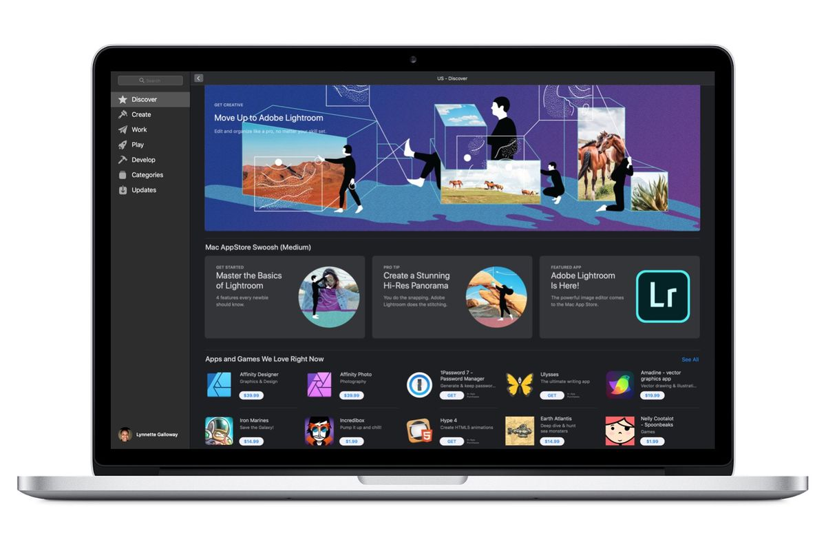 Adobe Lightroom Returns To The Mac App Store The Verge