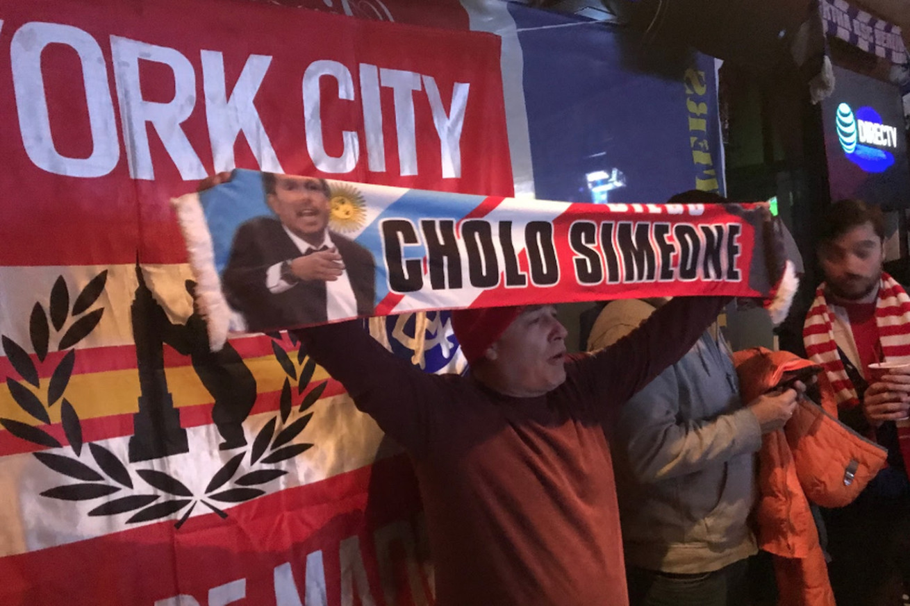 What I learned from watching the Madrid Derbi with an American Atleti supporters group