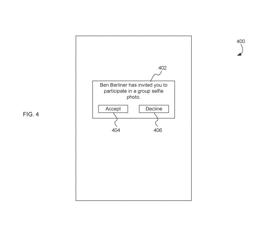 Apple concedeu patente de software que permitiria tirar selfies de grupos socialmente distantes 3