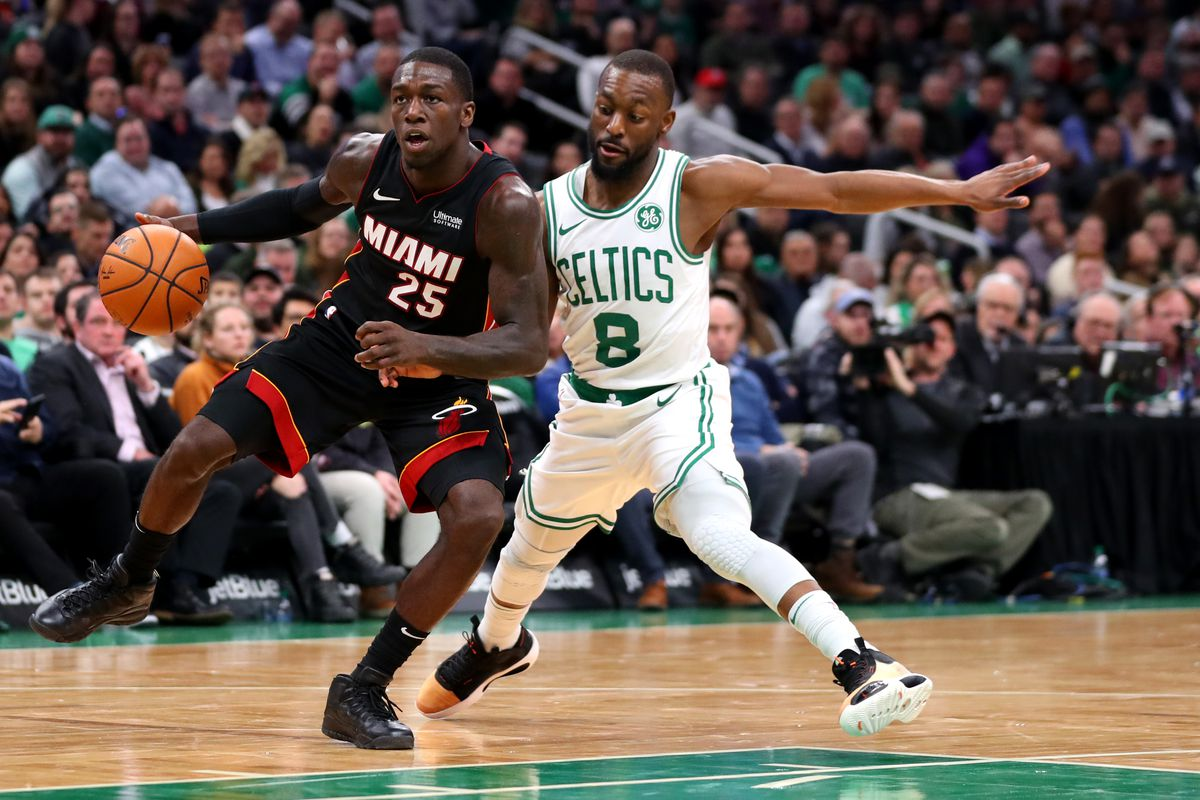 Celtics Vs Heat Final Score Boston Remains Undefeated At Home With Easy Win Against Miami Draftkings Nation