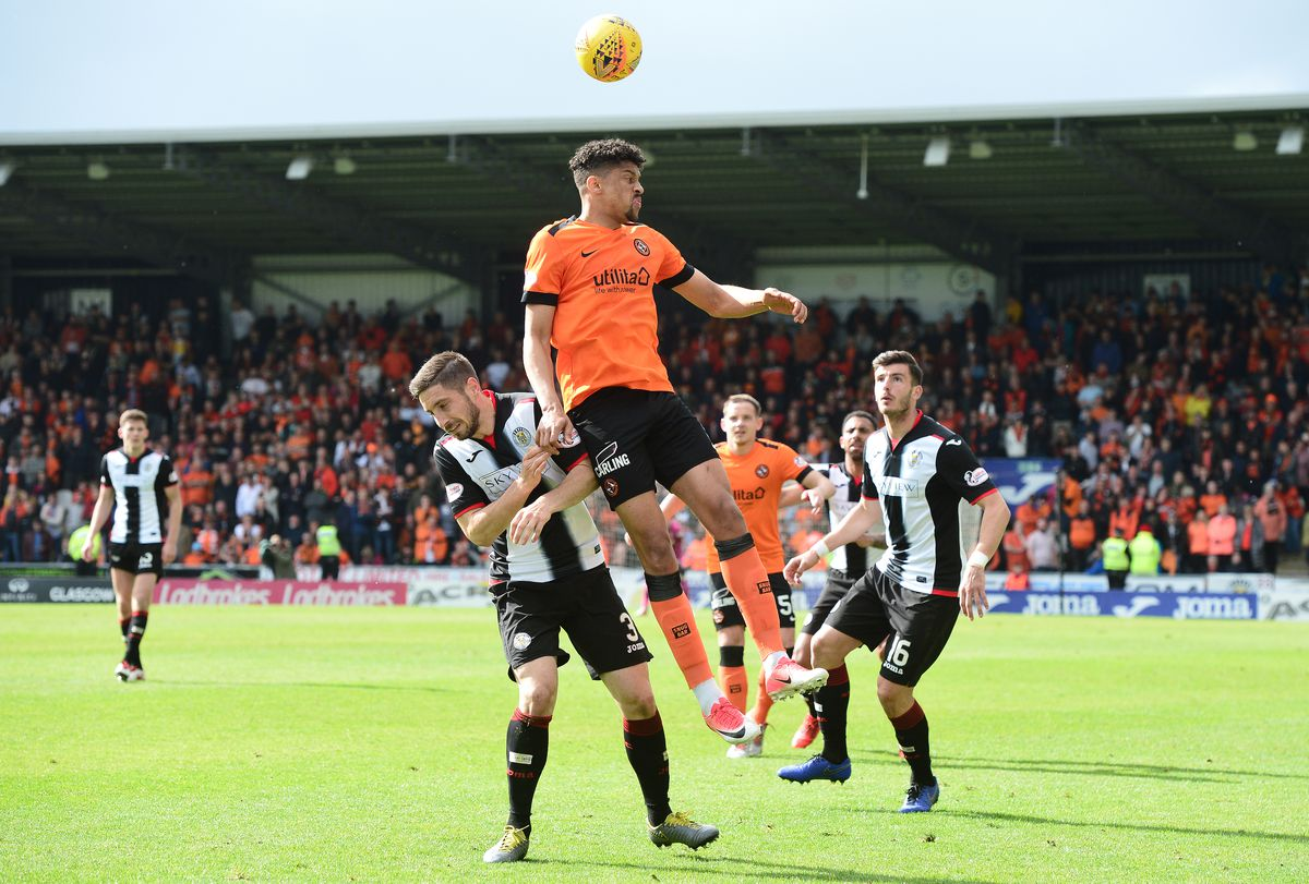 St Mirren v Dundee United - Ladbrokes Scottish Premiership Play-off Final