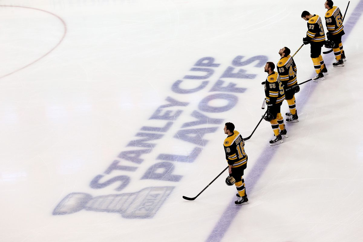 Montreal Canadiens v Boston Bruins - Game Seven